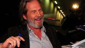 """The Big Lebowski"": Jeff Bridges feiert in NY"