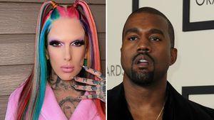 Affäre damit bestätigt? Jeffree Star macht Kanye-Anspielung