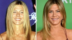 Jennifer Aniston 2000 und 2016