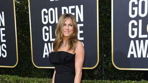 Jennifer Aniston trägt seit 18 Jahren nur noch schwarz!