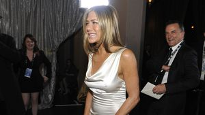 Nippel-Alarm bei den SAG Awards: Jennifer Aniston ohne BH?