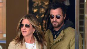 Jennifer Aniston & Justin: Valentinstag sahen sie sich noch!