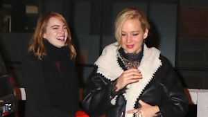 Party-Abfuhr: Emma Stone lässt Jennifer Lawrence im Stich!