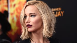 Jennifer Lawrence auf einer Filmpremiere in New York