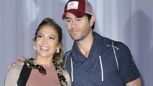 """Latino-Duett: J.Lo & Enrique """"tun"""" es zusammen!"""