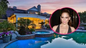 Jennifer Lopez und Villa in den kalifornischen Hidden Hills