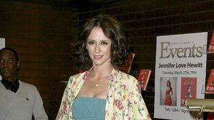 Ist Jennifer Love Hewitt in einen Gauner verliebt?