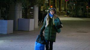 """""""Nase zu weit oben"""": Obdachloser schießt gegen Jenny Elvers"""