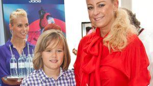 Jenny Elvers' Sohn ist total stolz auf die Mama