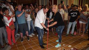 Sause oder Pleite: Malle-Jens' Polterabend reines Fan-Event?