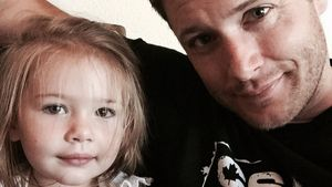 Süßes Foto-Debüt: Supernatural-Jensen Ackles mit Töchterchen