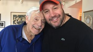 Kevin James und Jerry Stiller