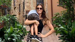 Jessica Biel gratuliert Söhnchen Silas mit rührendem Posting