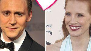 Datet Jessica Chastain etwa Tom Hiddleston?