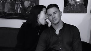 Jessie J und Channing Tatum: Erste Pärchen-Pics auf Insta!