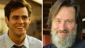 Jim Carrey 1997 und 2017