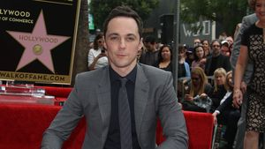 "Big Bang! Jim Parsons auf ""Walk of Fame"" verewigt"