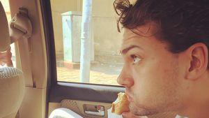 Jimi Blue: Mit Pizza, Pasta und Co. gegen Tanz-Kilo-Verlust?