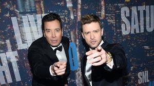 Jimmy Fallon plaudert aus: So ist Justin Timberlakes Baby!