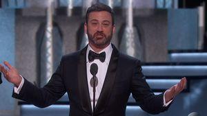 Vor Oscar-Verleihung: Jimmy Kimmel bei Probe fast erschlagen