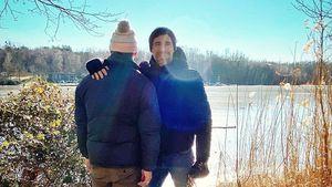 Zum Valentinstag: Jo Weil teilt rares Foto mit seinem Freund