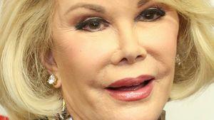 Aufgedeckt! Joan Rivers nicht angemessen behandelt