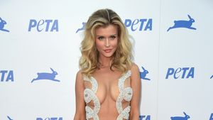 "Joanna Krupa auf der ""35. PETA's""-Party in Los Angeles"