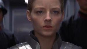 Jodie Foster spendet für die Suche nach Aliens!