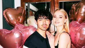 Sophie Turner teilt nie gesehene Hochzeitsbilder mit Joe