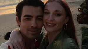 Selten: Joe Jonas teilt gemeinsames Selfie mit Sophie Turner