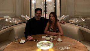 Total verliebt: Sofia Vergara und ihr Joe turteln in Paris!