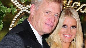 Schock für Jessica Simpson: Ihr Vater Joe (58) hat Krebs!