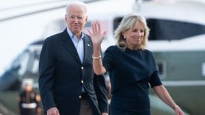 Beim Blind Date: So lernten sich Joe und Jill Biden kennen