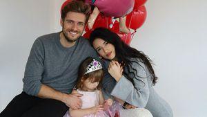 Süße Prinzessin: Delia Schlönvoigt feiert dritten Geburtstag