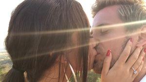 Wow: Jörn Schlönvoigt lernte Hanna auf Dating-Portal kennen