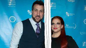 Nach 15 Jahren: *NSYNC-Star Joey Fatone lässt sich scheiden