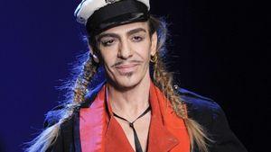 Star-Designer Galliano nach Pöbelei verhaftet!