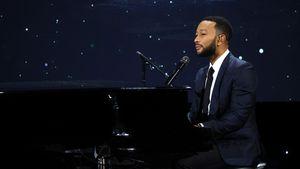 Auftritt nach Fehlgeburt: John Legend widmet Chrissy Song