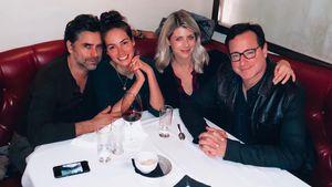 """""""Full House""""-Doppel-Date: John Stamos & Bob Saget im Glück!"""
