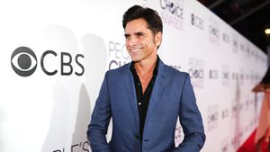 John Stamos bei den People's Choice Awards 2017 in Los Angeles