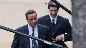 David Schwimmer und John Travolta