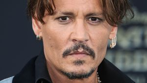 "Johnny Depp auf der Premiere von ""Pirates of the Caribbean 5"" in Los Angeles"