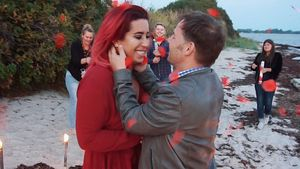 Jolina Mennen bekommt zum zweiten Mal einen Heiratsantrag!