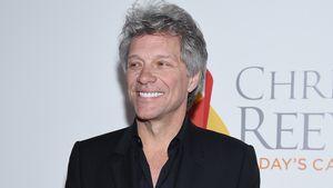 Huch! Rockstar Jon Bon Jovi ist kaum wiederzuerkennen