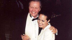 Angelina Jolie: Versöhnung mit Papa Jon Voight