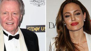Angelina Jolie verriet Vater nichts von Verlobung