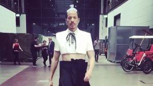 """Jorge Gonzalez, """"Let's Dance""""-Juror"""