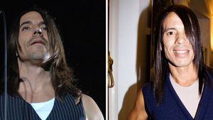 Jorge Gonzalez und Anthony Kiedis