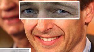 Brad Pitt und jürgen klinsmann