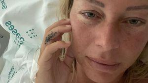"""""""Etwas Hartes im Bauch"""": Krebskranke Julia Holz in Klinik"""